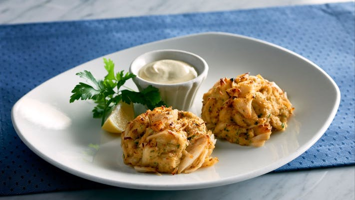Chesapeake Bay Style Crab Cakes
