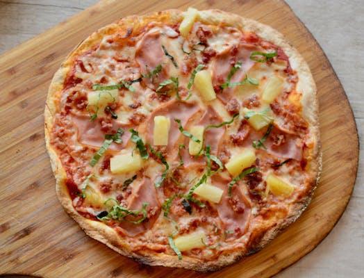 Raging Hawaiian Pizza