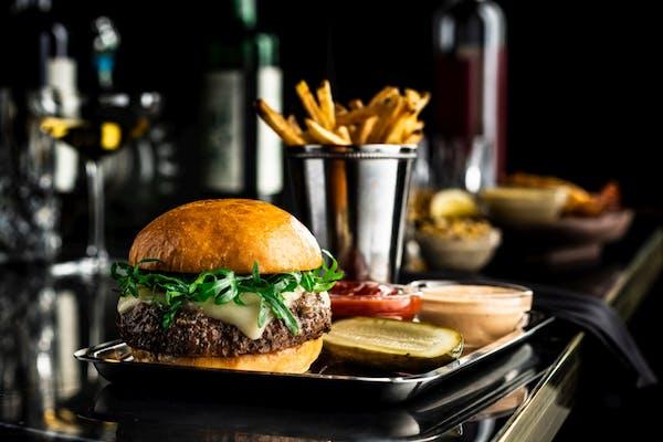 Prime Cheeseburger