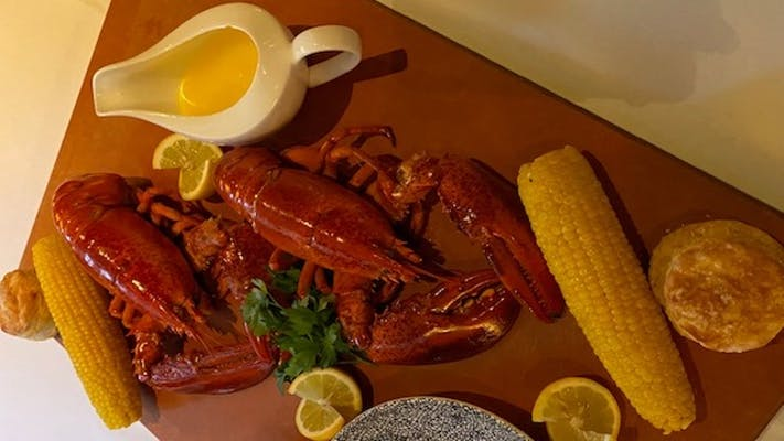 Lobster Dinner for Two