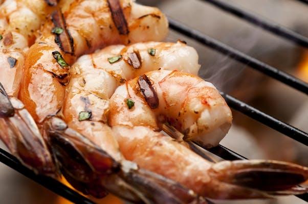 Grilled Shrimp Entrée
