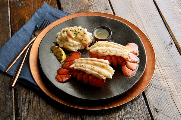 Twin North Atlantic Lobster Tails