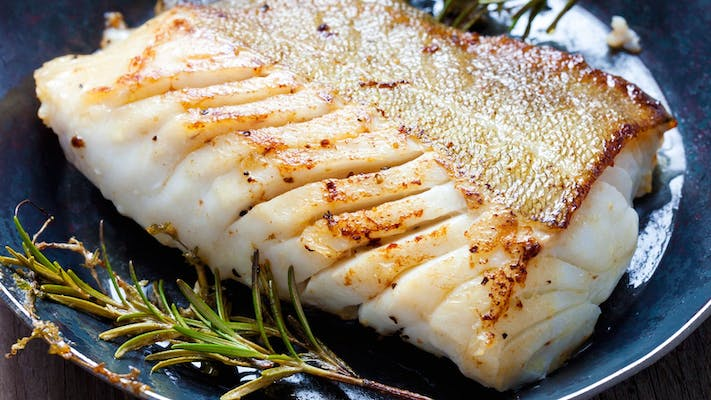 Pan Seared Chilean Sea Bass
