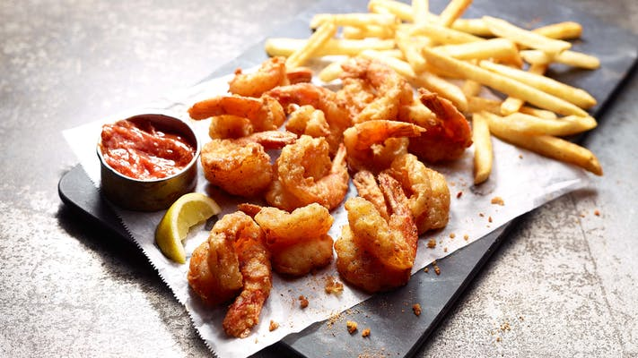 Buttermilk Fried Shrimp (7 each)