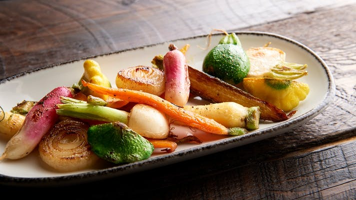 Chef Seasonal Vegetables