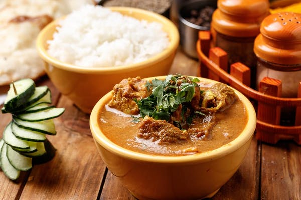 Boneless Lamb Curry