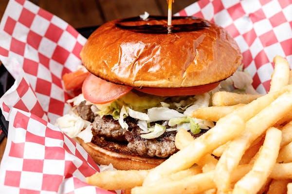 Sloppy Burger