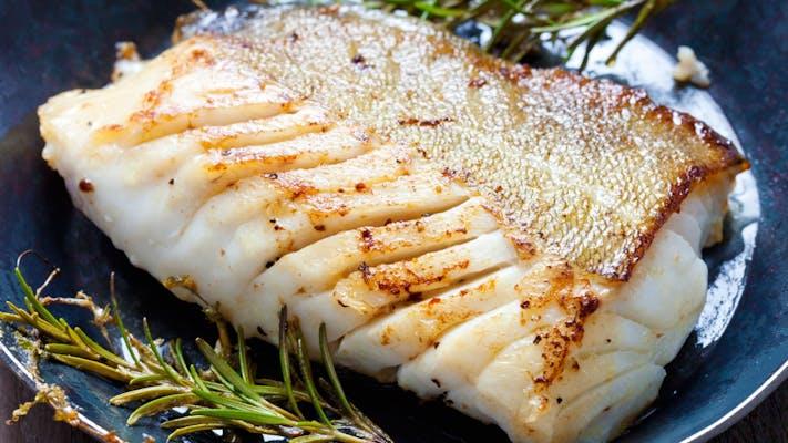 Pan Seared Chilean Sea Bass