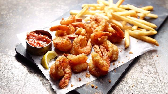 Chesapeake Buttermilk Fried Shrimp