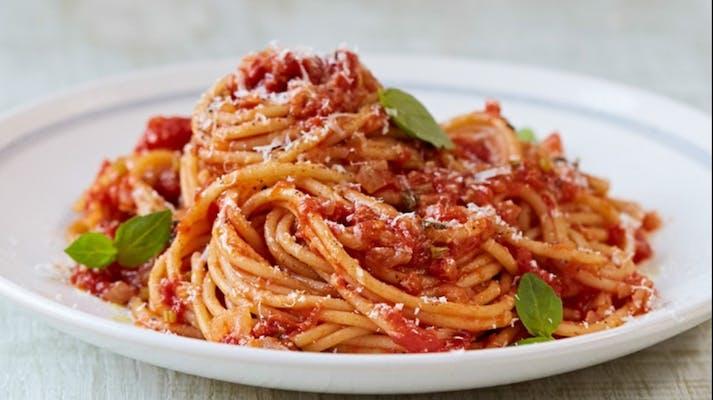 Kids Spaghetti