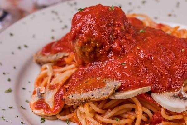 "Spaghetti ""The Works"""