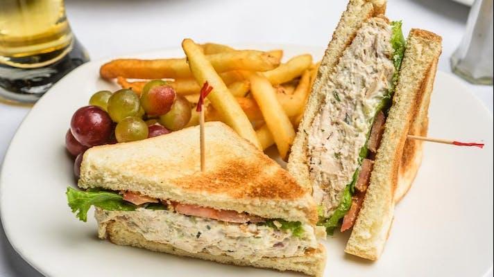 Blue Mountain Chicken Sandwich