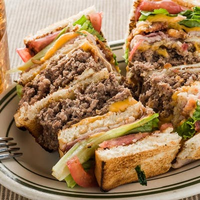 Killer Club Sandwich