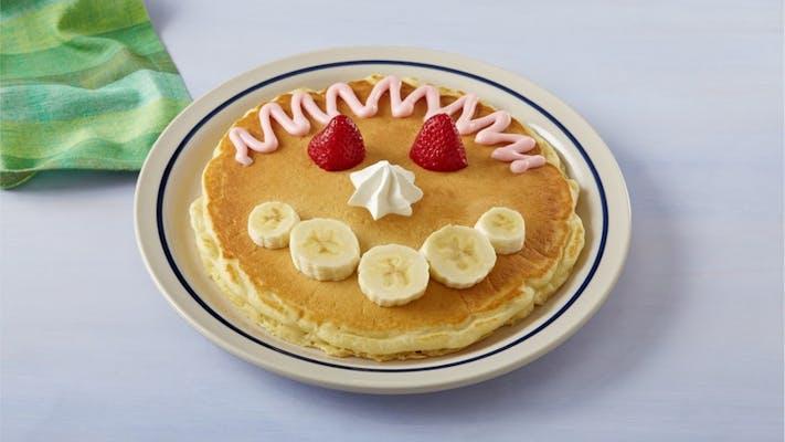Kid's Create-a-Face Pancake®