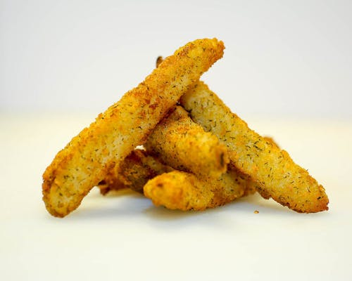(5) Fried Pickle Spears