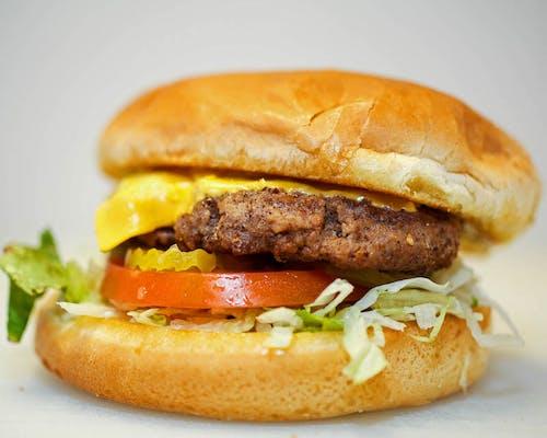 Depot Cheeseburger