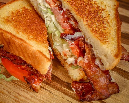 Double Decker BLT
