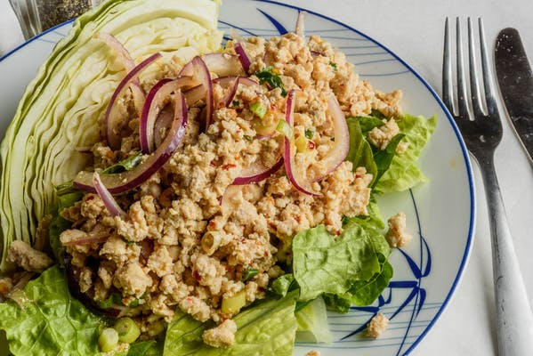 Chicken or Beef Larb
