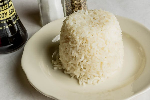 Side of Steamed Rice