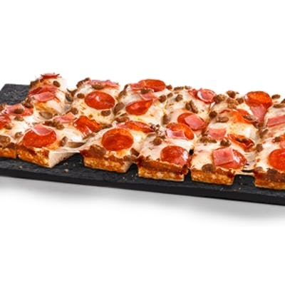Meat Eater Pan Pizza