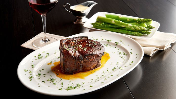 Bone-In Filet  12oz
