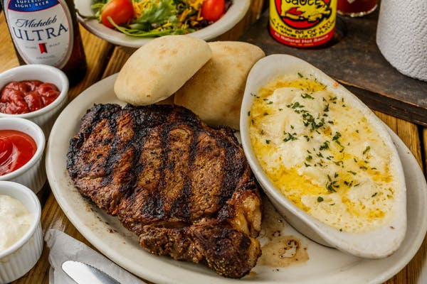(16 oz.) Choice Angus Ribeye