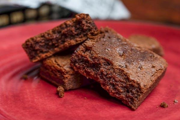 Extra Side of Fudge Brownie