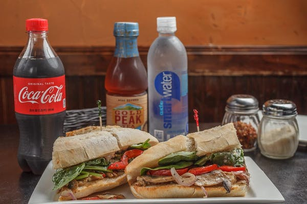 Whole Sandwich Coca-Cola Combo
