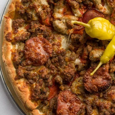Meat Lover's Pizza