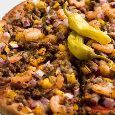 Tiger Pride Pizza