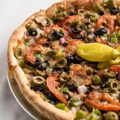 Fresh Garden Pizza