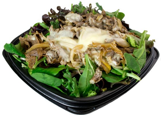 #21 Steak Philly Salad