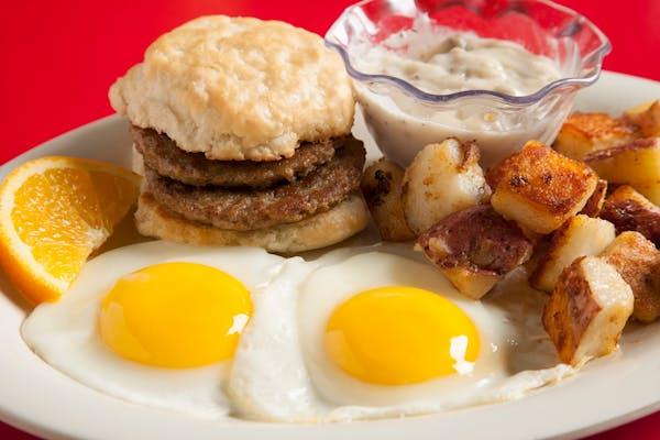 Breakfast Mason Dixon