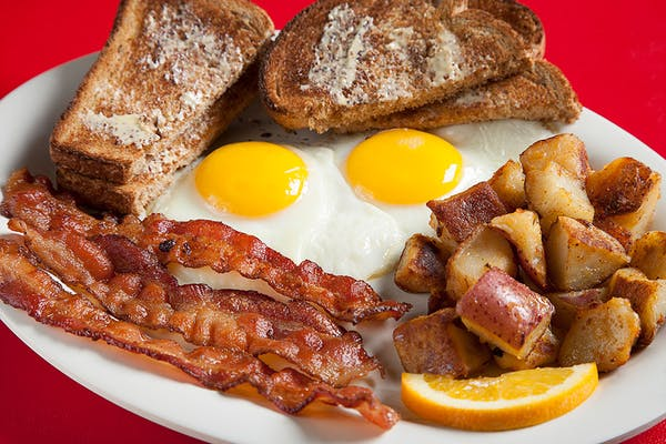 The Classic Breakfast