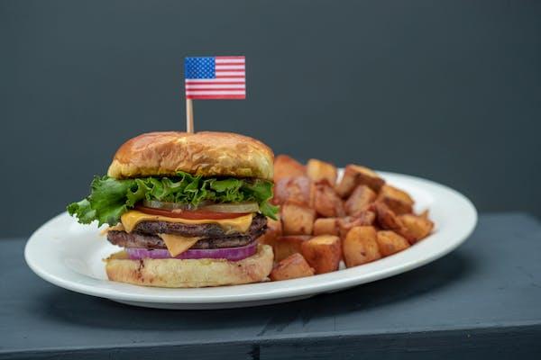 Great American Cheeseburger