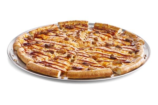 BBQ Pork Specialty Pizza