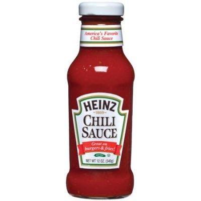 (12 oz.) Heinz Chili Sauce