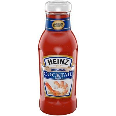 (12 oz.) Heinz Original Cocktail Sauce