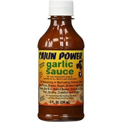 Cajun Power Garlic Sauce