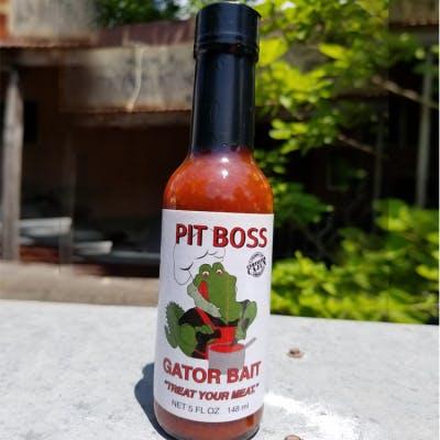(5 oz.) Pit Boss Gator Bait Sauce