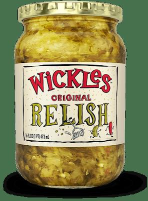 (16 oz.) Wickles Relish