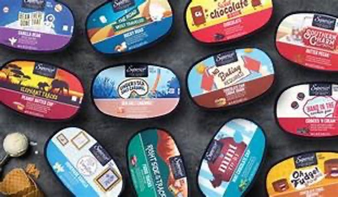 Superior Selections Ice Cream