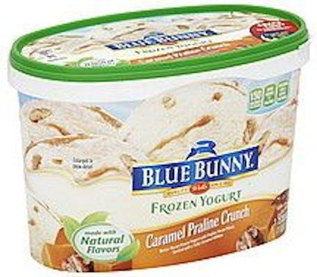 Blue Bunny Frozen Yogurt