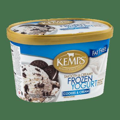 Kemps Smooth & Creamy Frozen Yogurt