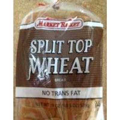 (20 oz.) Market Basket Split-Top Wheat Bread