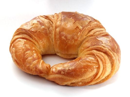 Buttered Croissants