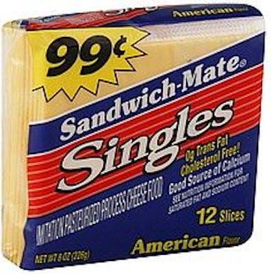 (12 ct.) Sandwich-Mate Singles