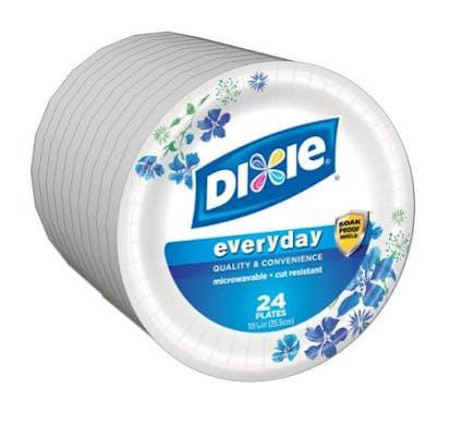 Dixie Paper Plates