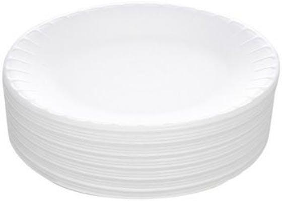 """Reid Foam Plates (40 ct. - 8.875"""")"""