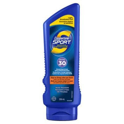 Coppertone Sport spf 30